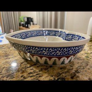 Polish pottery vintage design like new